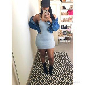 Dresses & Skirts - Tankini Ribbed Dress